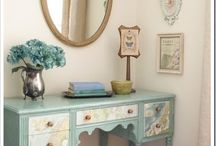 Dressing table / Dressing table a and a