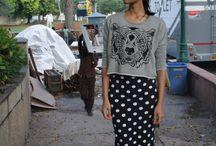 Model Street Style @WLIFW