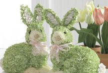spring / Easter & all spring ideas - DIY, decorating & craft / by Gina @ Shabby Creek Cottage