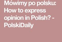 Polish Lamguage