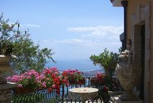 Your images, see you again! / Images we have found online of Hotel Villa Ducale in Taormina. / by Villa Ducale