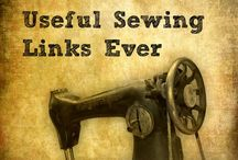Sewing / Even though I'm an accomplished seamstress, it's always good to refresh my mind on how to do the simple things. / by Nishali Dassanayake