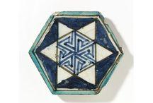 Mamluk tiles