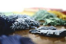 Zurda & Leather / El cuero, elemento esencial para los diseños de Zurda
