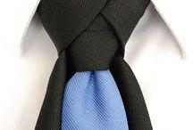 cravate / by Diane Boisvert Cardinal