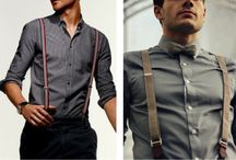 JJ Suspenders / We started our company in our hunt for a great pair of men's suspenders and realized after visiting dozens of physical stores and websites, we just weren't happy with what we were finding. Just months later we created JJ Suspenders and sought to manufacture our very first pair, combining techniques that would make the suspender look, feel, and fit perfectly. www.jjsuspenders.com