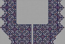 Схемы вышивки орнамент