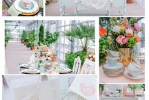 Wedding - Shower Theme Ideas