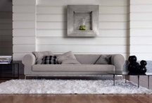 City Chic Style / Bring an urban edge to your home decor with furniture, lighting, and home decor in contemporary colors with sleek design lines. 55 Downing Street is curating an inspiration board with products and ideas to lend a stylish city look to your pad. / by 55 Downing Street
