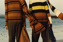 KNITWEAR: Stripes / Knitwear pattern: Stripes