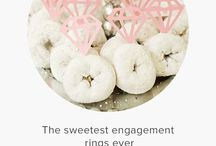 Party Time! / Engagement Party and Shower ideas