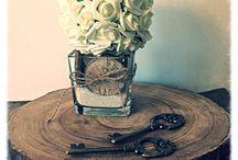 Florustic Designs / Florustic Designs specializes in faux floral arrangements with a rustic flare.