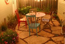 Creating a Backyard Ambiance / by Stephanie Margaret