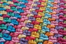 crochet point