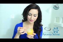 Aromatherapy Vitamin C Shower Filters / by ShowerFilterStore.com