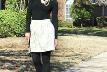Holiday Outfits / by Nicole Monta