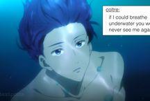 Free! Iwatobi Swim Club