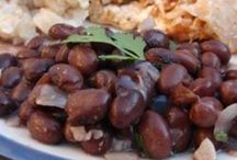 bean recipes / by Rhetta Giardina