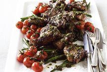 Cooking: Lamb