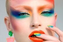 80's make up inspiration
