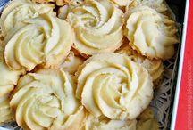 ciastka ciasteczka