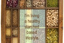 Starch based food for your health / This board is all about the health benefits of starch based (plant based) foods.