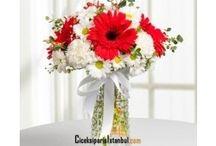 Papatya ve Kır Çiçekleri / Sevdiklerinize en güzel kır çiçeklerini bu kategorimizde geniş ürün yelpazemizle siz müşterilerimize sergilemekteyiz. Gerbera çiçekleri, krizantem çiçekleri, papatya çiçeği, frezya çiçeği, hüsnü yusuf çiçeği vb. mevsimlerinde olan tüm kır çiçekleri çiçek sipariş istanbul da. Aynı gün teslimat seçeneği ile ödemelerinizi kredi kartı, havale/eft veya mail order ile yapabilirsiniz.