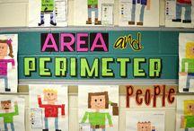Math area perimeter