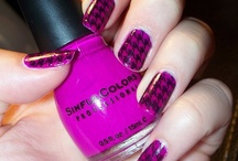 Beauty Ideas / Paint, Enamel, Shellac, Gel... No matter what you use, these nail designs are pretty awesome.