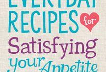 Vegan Recipes / Food