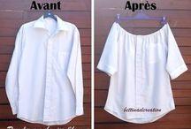 Переделка одежды