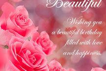 Happy Birthday Beautiful - Birthday Cards
