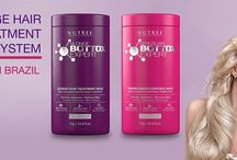 Bottox Expert Nutree Professional / Brazilian Bottox Expert was developed to recover the extremely damaged hair by daily aggressions, promoting deep hydration and smoothing effect, keeping the hair aligned, nourished, strong, healthy and frizz- free.