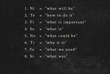 MBTI typology