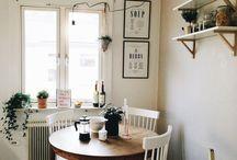 minimalistic indoors