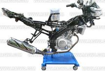 Trainer Sepeda Motor Yamaha Vixion / Trainer Sepeda Motor Yamaha Vixion