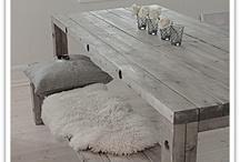 Møbler til ny leilghet
