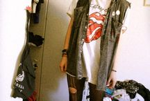 Punk / Rock Outfits