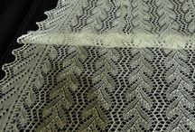 Kniting - my knitting / rzeczy wykonane na drutach przeze mnie