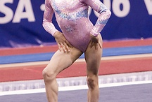 Gymnasts -some years ago