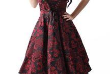 kjoler 50 tallet