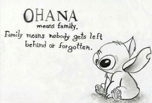 Ohana means Family -- and more quotes
