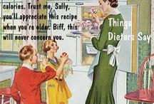 Things Dieters Say