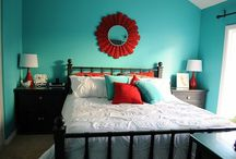 Home decorating; Bedroom / by Angie Wellman