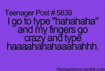 Teenager posts ! ❤️