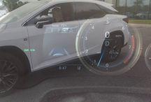 Learn About Lexus Intelligent Clearance Sonar