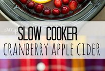 Slow cooker Christmas