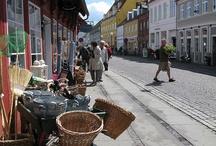 My hometown, Køge in Denmark.