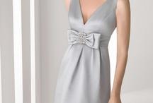 бант на платье