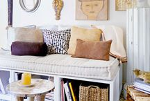 City Living - Small spaces / by Marissa Schuh